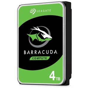 Seagate BarraCuda - 4 To - 256 Mo